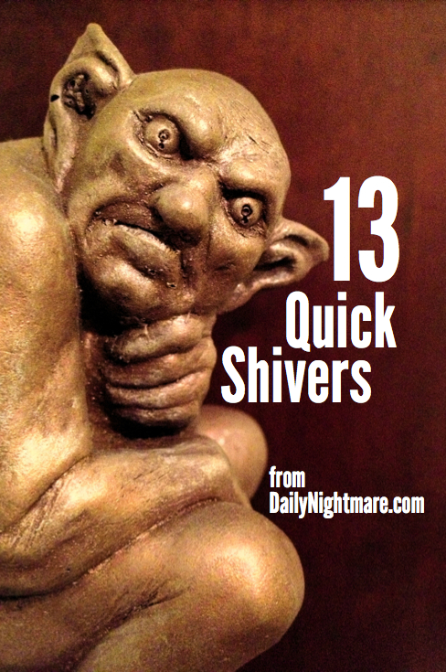 13 Quick Shivers Cover