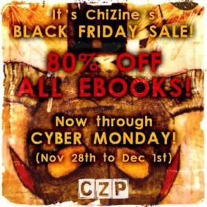 Chizine Sale