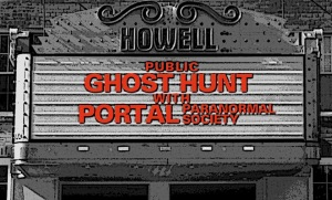 Public Ghost Hunt