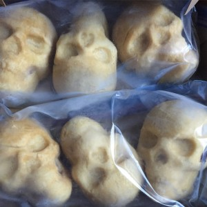 Skull Pies ready to ship!