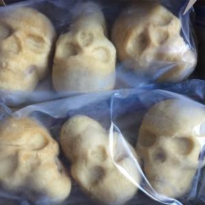 Skull Pies ready to ship!